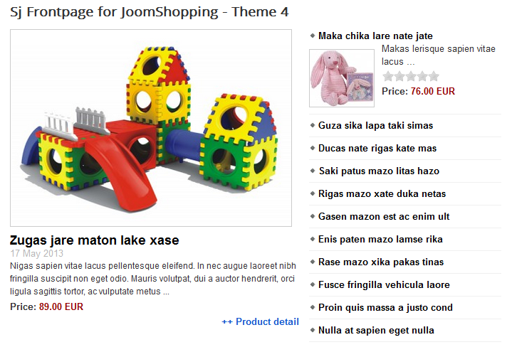 SJ Frontpage for JoomShopping - Joomla! Module - 04front.png