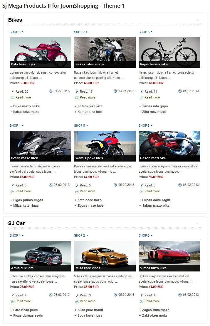 SJ Mega Products II for JoomShopping - Joomla! Module - 01_theme1.jpg