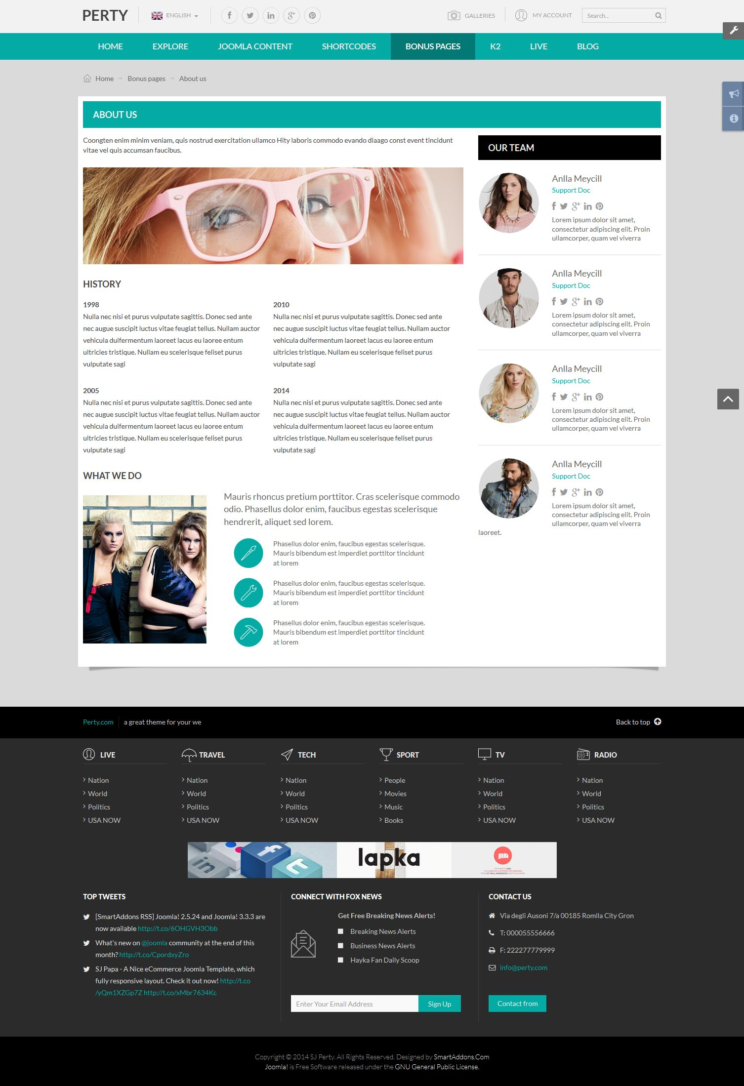 SJ Perty - Responsive Joomla News Video Template - 11_about.jpg