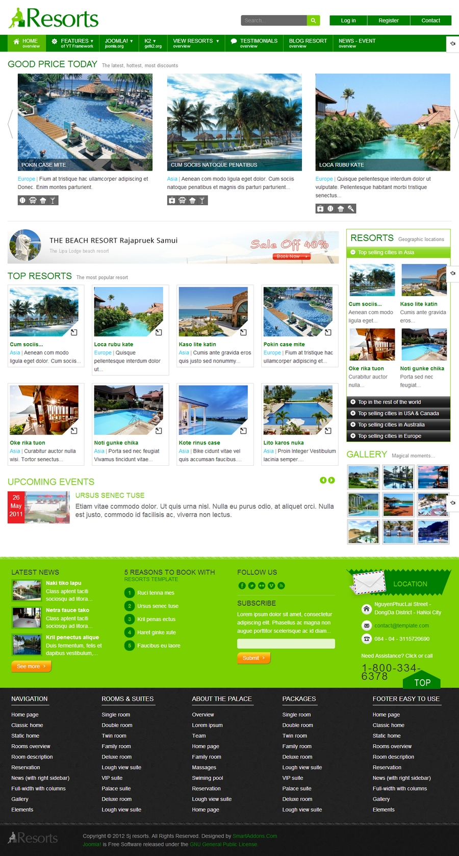 SJ Resorts - Responsive Joomla Resorts & spa Template - 08indexgreen.jpg