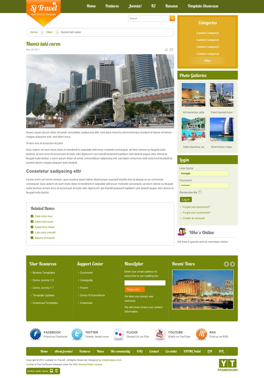 SJ Travel II - Responsive Joomla Travel II Template - 3ContentDetail1.jpg