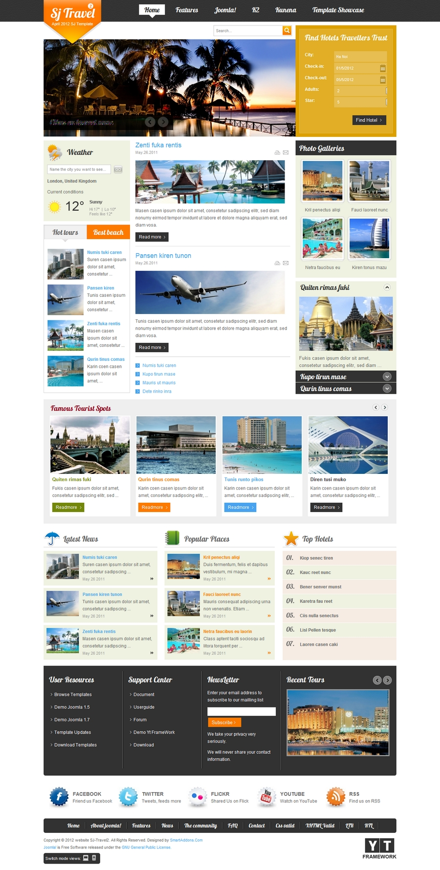 SJ Travel II - Responsive Joomla Travel II Template - 6HomeBlack.jpg
