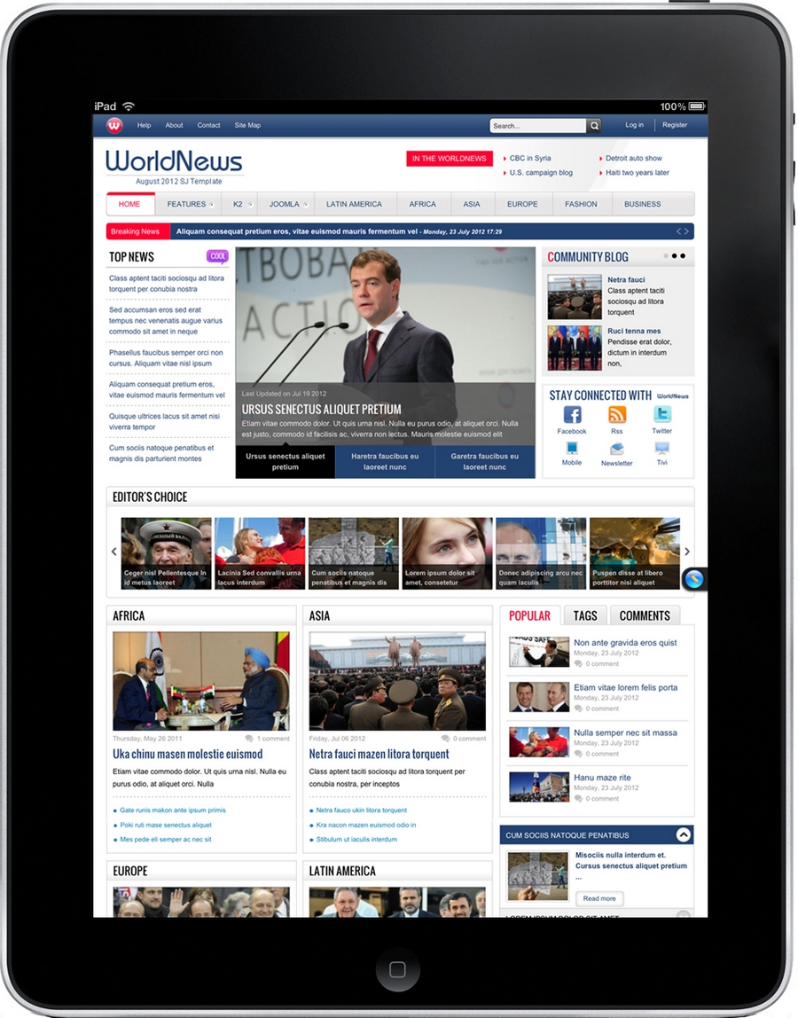 SJ WorldNews - Joomla Template for News magazine - 9ipad.jpg