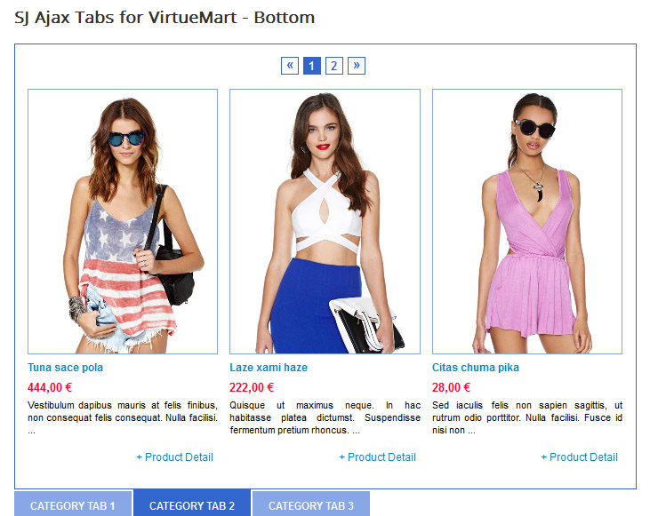 SJ Ajax Tabs for VirtueMart - Joomla! Module - 2.jpg