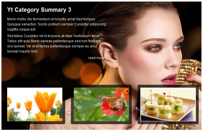 SJ Category Summary for Content - Joomla! Module - 3theme3.png