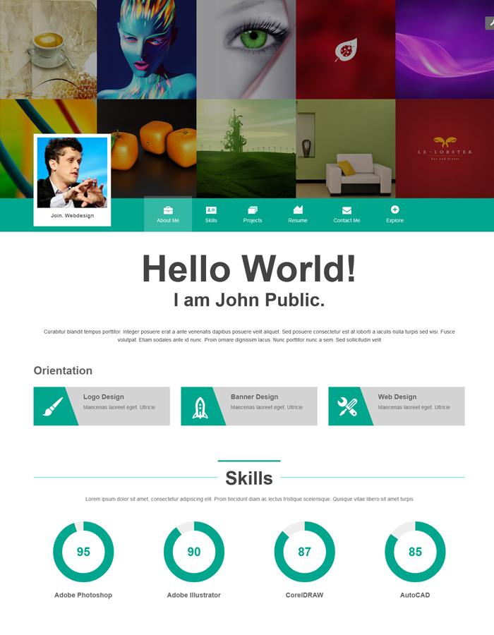 Best Portfolio Joomla Templates