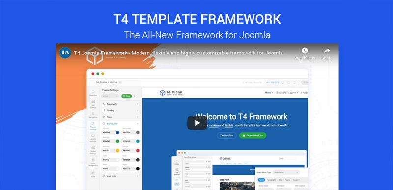Best Free Joomla Template Frameworks in 2020