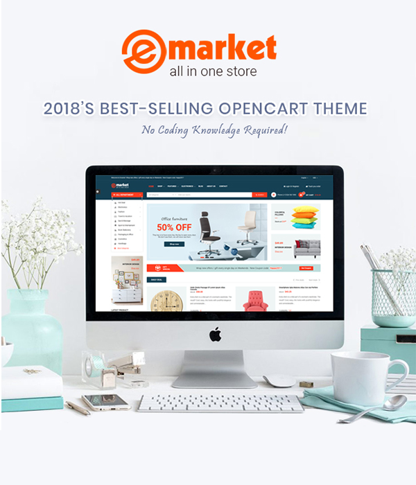 Top 10+ Best Responsive Ultimate OpenCart 3 Themes with Trending Design