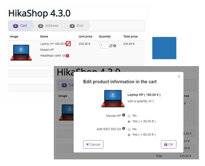Hikashop 4.3.0