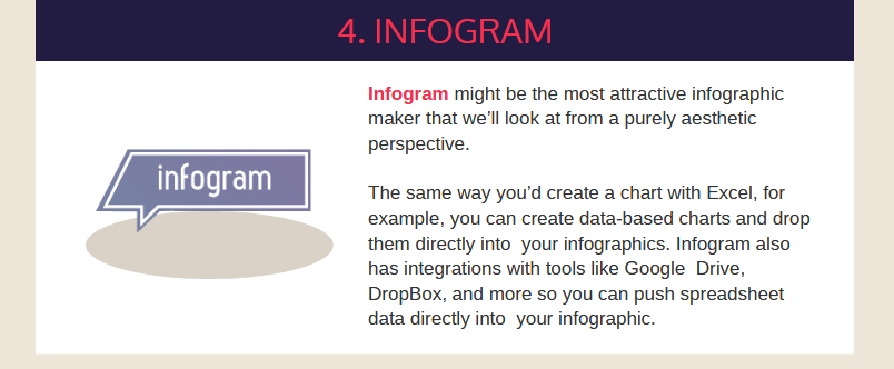 Top Online Infographic Makers Tools