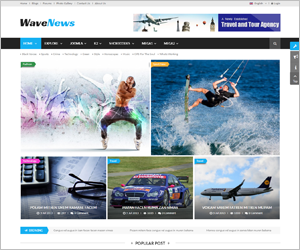 Sj WaveNews