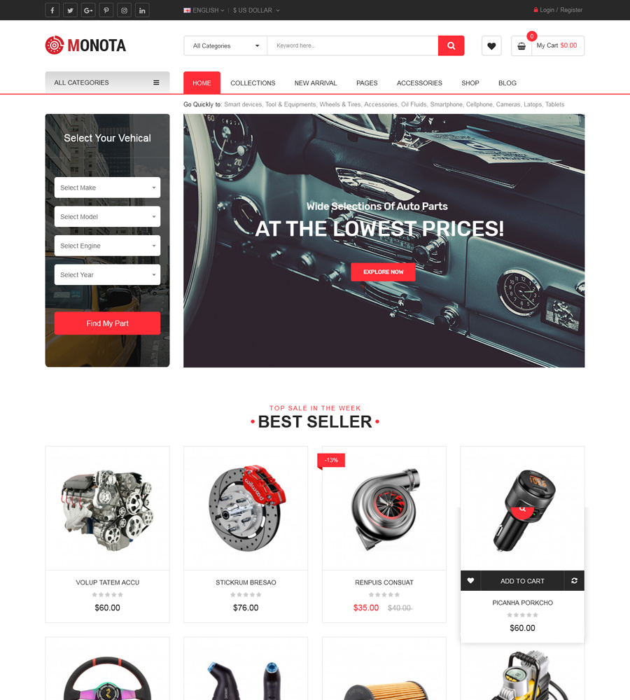 Top 10 Best Responsive OpenCart Themes for 2021