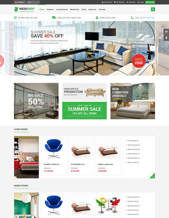 Best Smart Home, Smart Devices Joomla Templates 2020