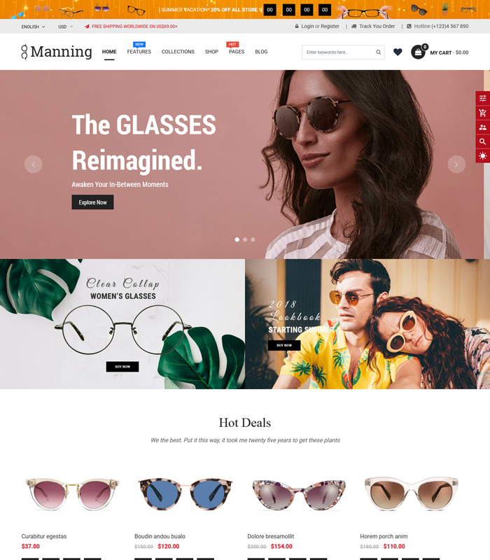 Top 10 Best Minimal Shopify Themes in 2021