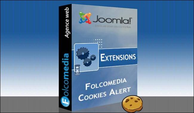 Folcomedia - Cookies Alert