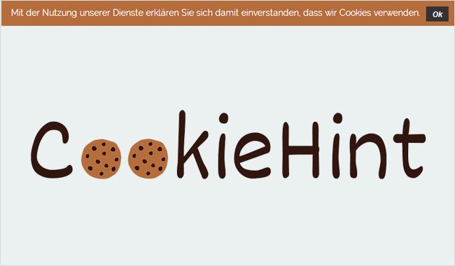 CookieHint
