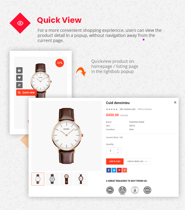 eMarket - Multipurpose Stencil Responsive BigCommerce Theme