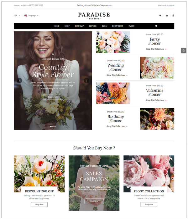 20+ Best Free & Premium WordPress Themes to Download for 2016