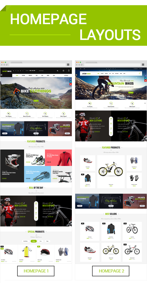 Sportbike-Opencart-Theme