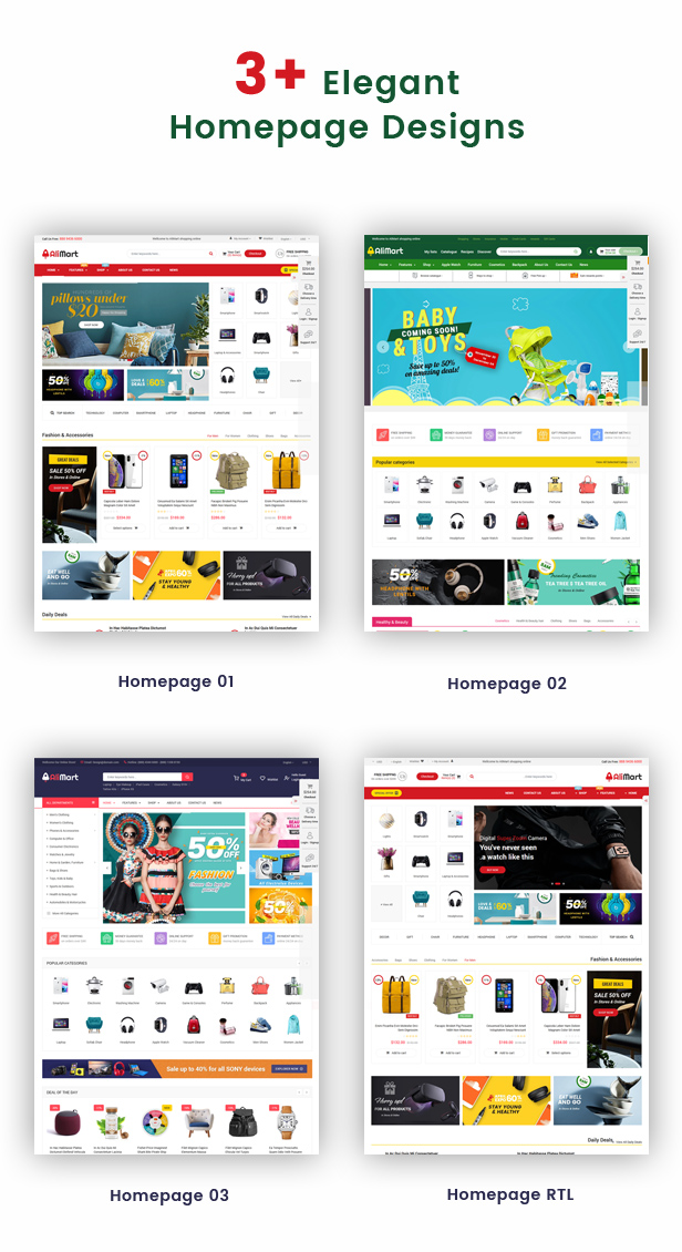 AliMart - Stunning Premium Sections Shopify Theme