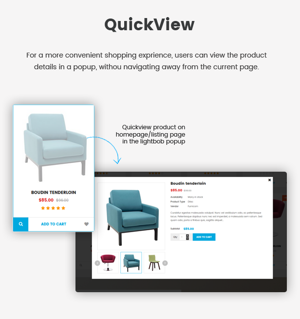 Furnicom - Responsive Drag & Drop Shopify Furniture Theme