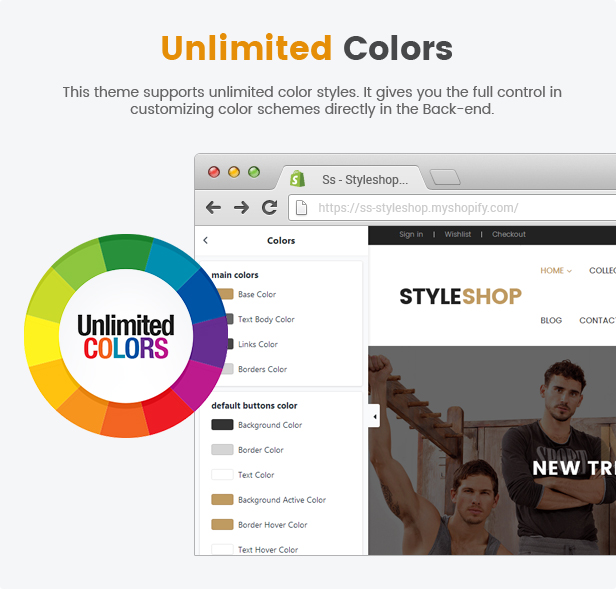 StyleShop - Ultimate Responsive Multipurpose Shopify Theme