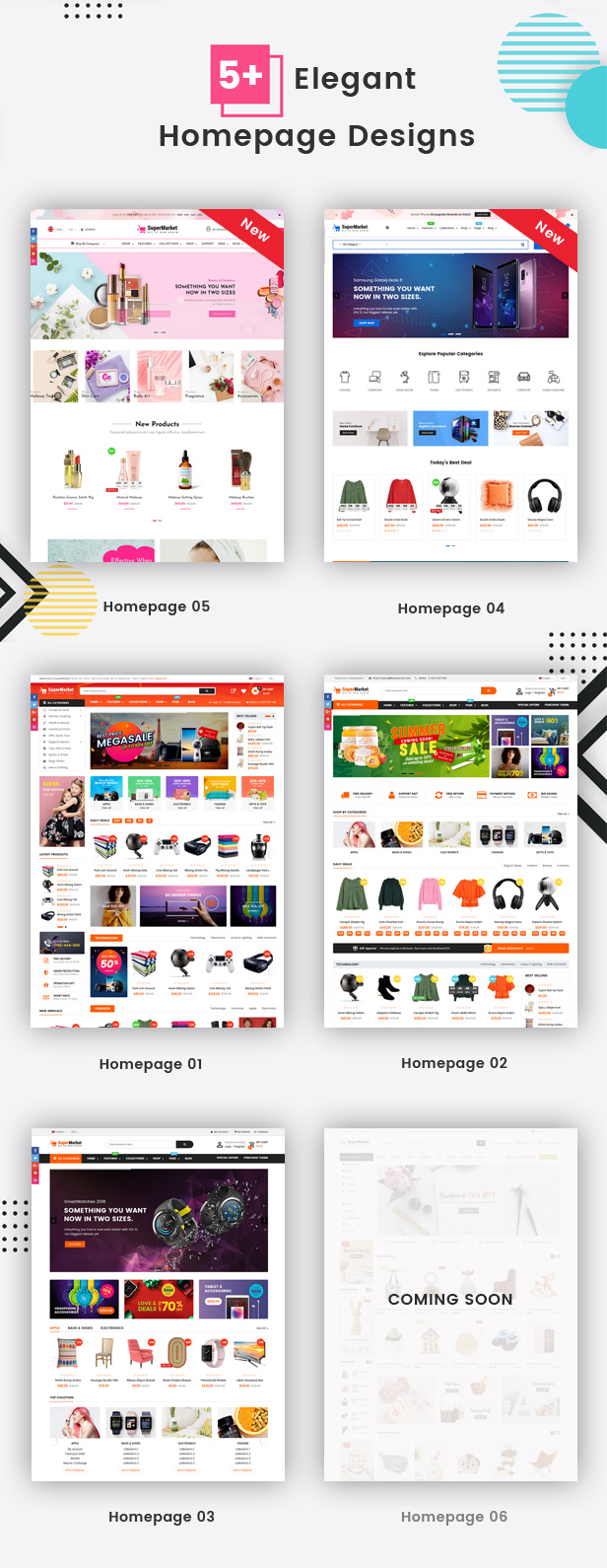 Ss SuperMarket Shopify Theme