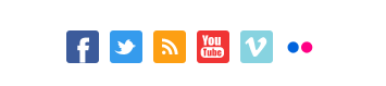 SJ Asolar - Social icons