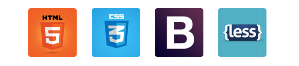 SJ Product - BOOTSTRAP, HTML5 and CSS3