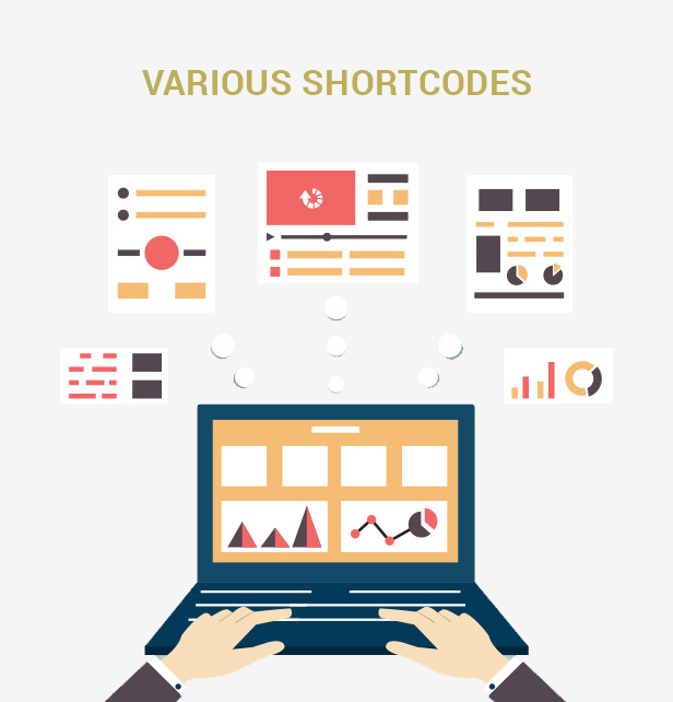 Responsive WooCommerce WordPress Theme - Shortcodes