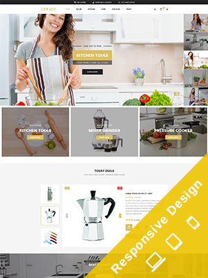 SW Zenwares - Responsive WooCommerce WordPress Theme