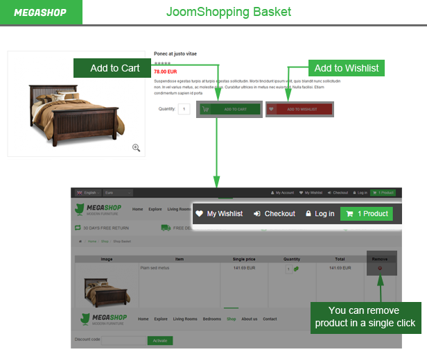 Megashop- JoomShopping Released