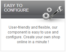 Easy to Configure