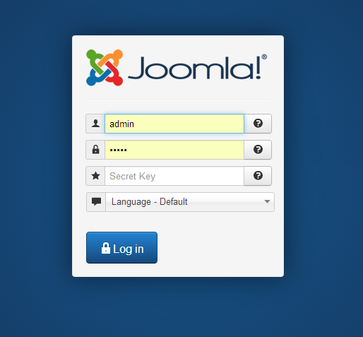 Joomla 3.2 - Security Features