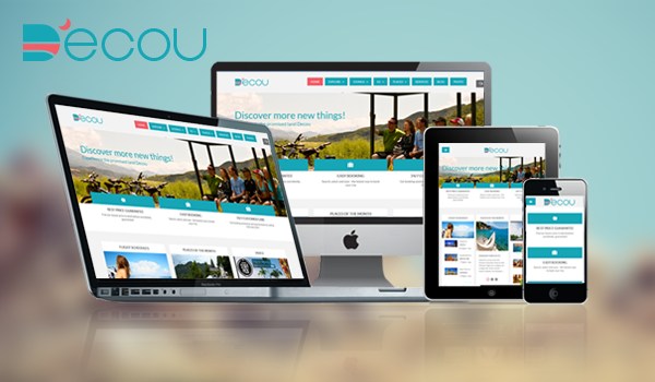SJ Decou - Responsive Joomla! Template for Travel