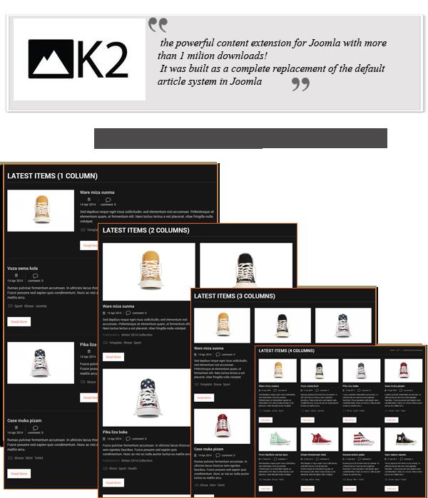 SJ Kampe - Detail page