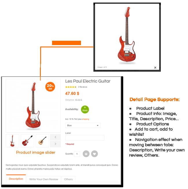 SJ Muzik - Product Page