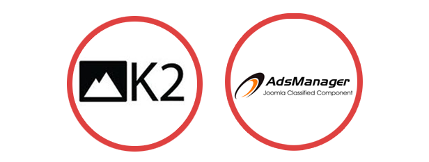 SJ Live - K2 and AdsManager Components