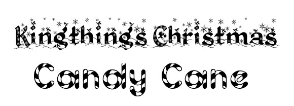 Christmas Resource Download - Christmas Fonts