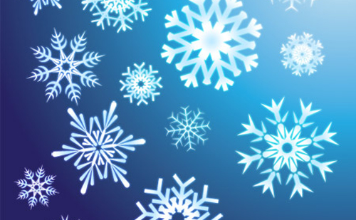 Christmas Resource Download - snowflake