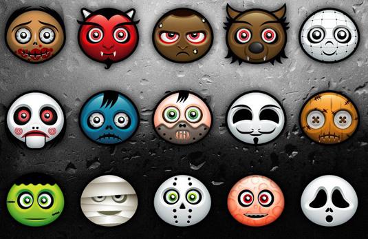 Halloween - Avatars