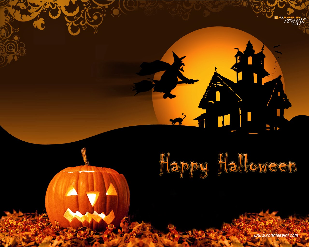 Halloween 2015 Background Wallpaper