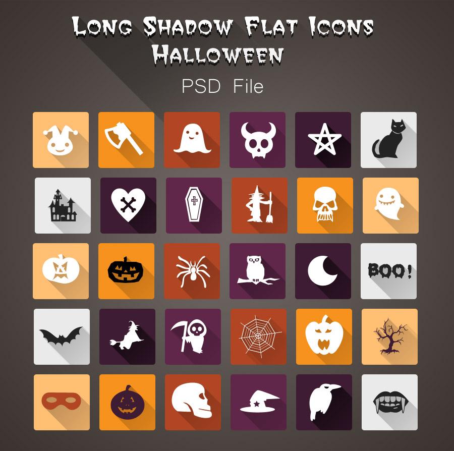 Pumpkin Social Icons