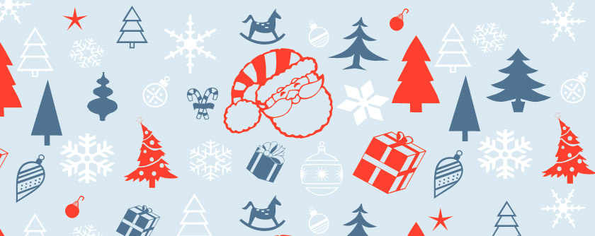 Christmas freebies: 30 high quality Xmas vector graphics will inspire ...