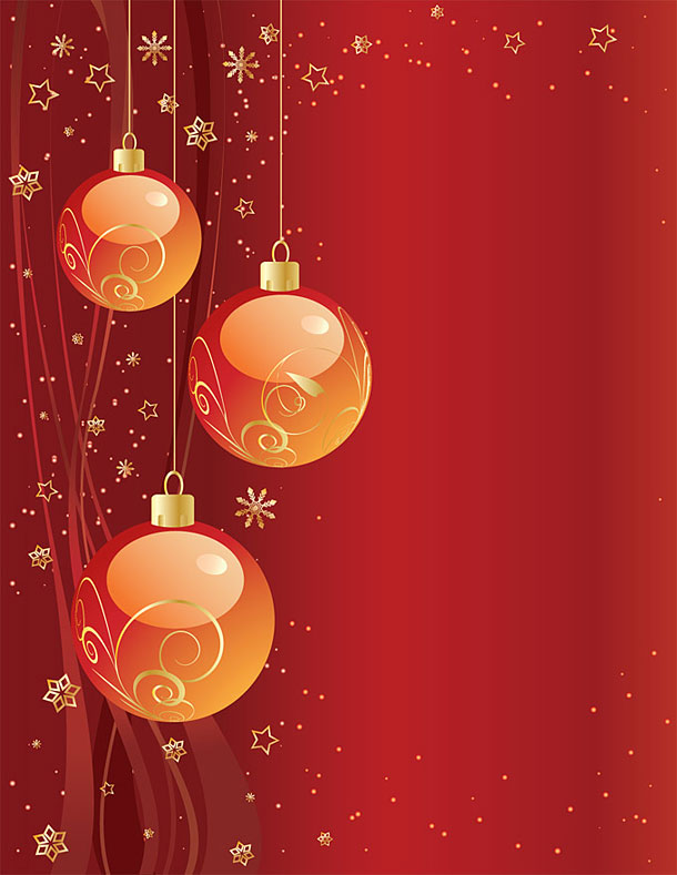 Christmas Freebies: 30 High Quality Xmas Vector Graphics Will