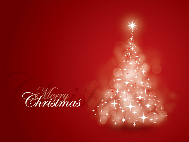 Red Christmas Card - smartaddons