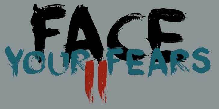 DK Face Your Fears II