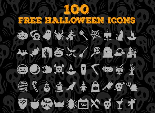 100+ Free Halloween Icons (PNG + SVG)