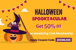 Best Halloween Joomla Offers
