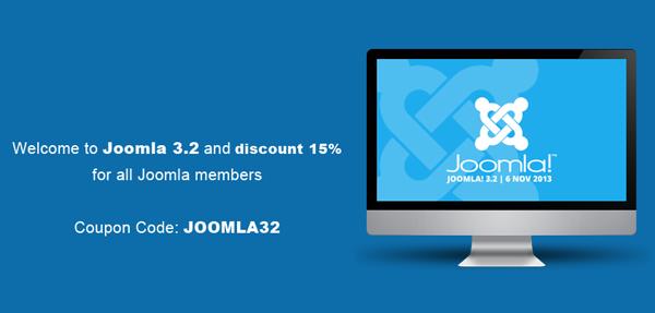 Joomla! CMS 3.2.0 released